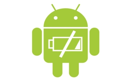 Change low battery notification android