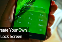 How To Create Your Own Lock Screen On Android Today we are here with a cool trick for Android users that is how to create your own lock screen on your Android. Android is a pretty smart device where you can customize many things with lots of cool apps. And in this po