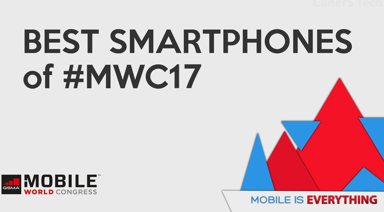 Top 5 Best Smartphones MWC 2017