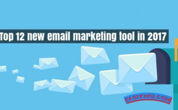 Best email marketing tool in 2017