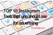 Top 10 Instagram Tools