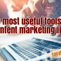 Top 10 most useful tools for content marketing 2017