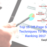 {Updated} Top 15 off page SEO checklist to boost ranking 2018
