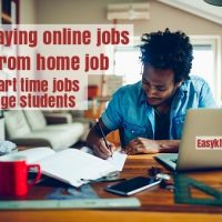 10 high paying part time jobs