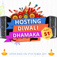 Bluehost Diwali Dhamaka sale