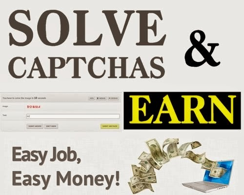 Top 10 High Paying Captcha Entry Jobs Sites in 2020
