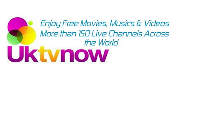 UkTVNow App – Best online TV Streaming Application