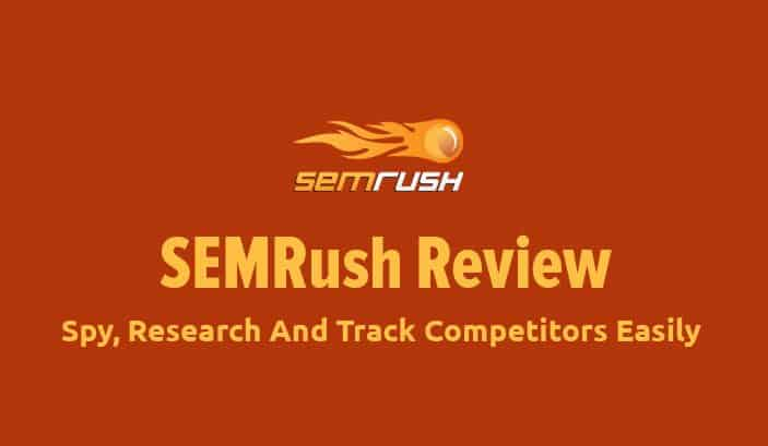 SEMRush Review: A Complete SEO Keyword Research Tools