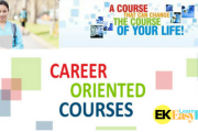 popular job oriented courses