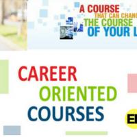 popular job oriented courses