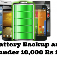 Best battery Backup android phone