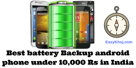 10 Best Smartphone under 15000 with Good Battery Backup in India