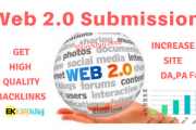 web 2.0 submission sites
