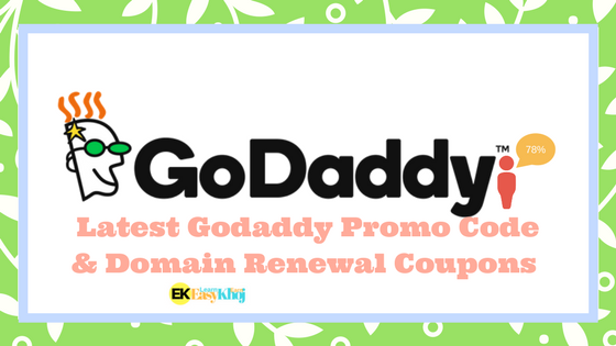 Godaddy domain renewal coupon