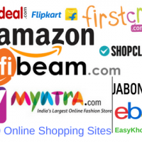 online shopping sites in India, online shopping site list, online shopping sites, best online shopping sites