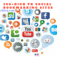 Social Bookmarking sites, High PR Social Bookmarking sites