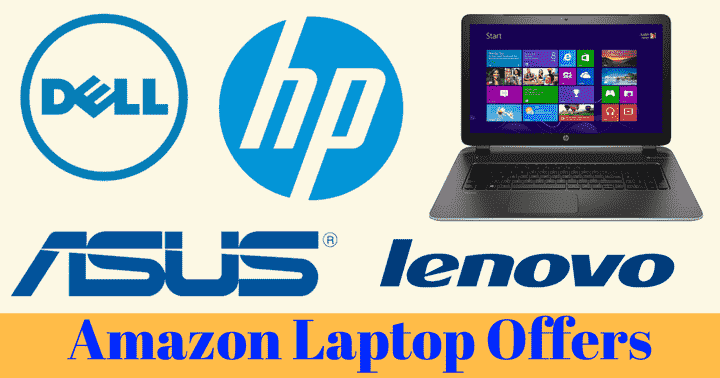 Best Handpicked HP Laptops at Great Offers on Amazon