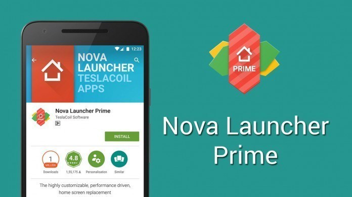 Nova Launcher Prime APK 6.0 – Download Latest Version 2019