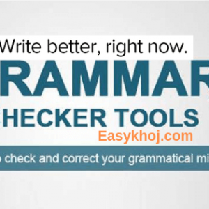 Online Grammer checker, Grammer checker