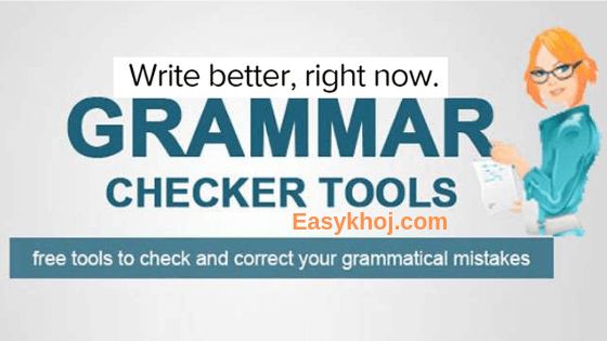Best Online Grammar Checker Tools & Software in 2019