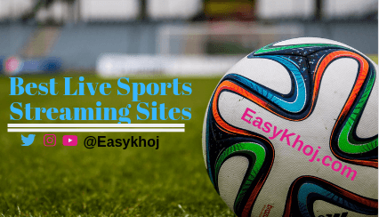 free sports streaming sites, best sports streaming sites