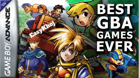 Best GBA Games, Best GBA Games download