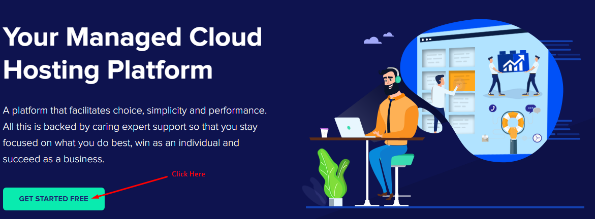 Cloudways get started
