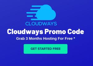 cloudways Coupon, Cloudways Promo Code