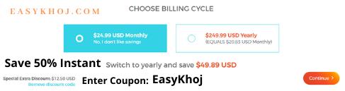 WPX billing & coupon