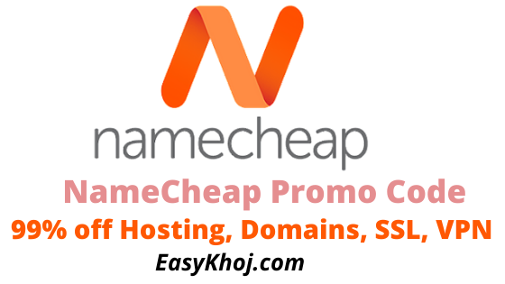 NameCheap Promo Codes 2020 – Save 85% Off on Hosting [Free domain + SSL]