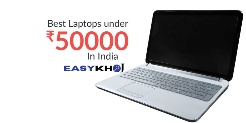 15 Best laptop under 50000 Rs in India 2020