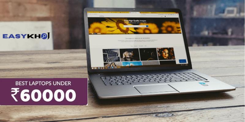 best laptops under 60000, best laptop under 60000 in India