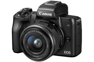 Canon EOS M50 24.1MP Mirrorless Camera