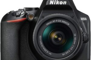 Nikon D3500 - Best DSLR Camera in India