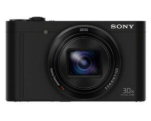 Sony Cybershot DSC-WX500/B 18.2MP Digital Camera