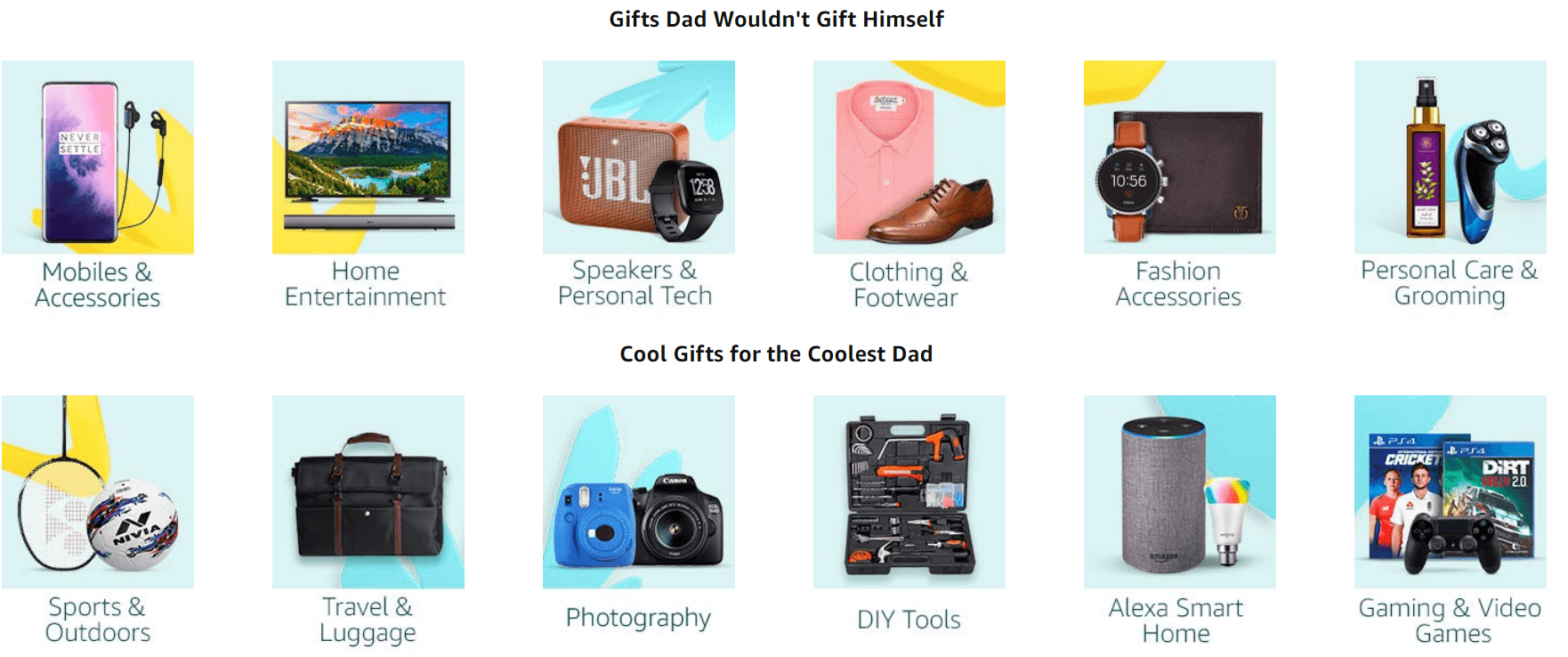Father's day gift Amazon