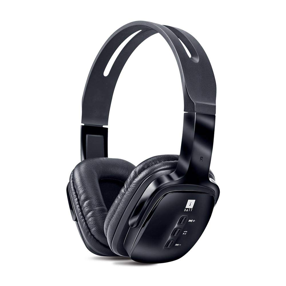 iBall Pulse BT4 Wireless Headset with Mic