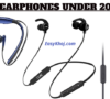 best earphones under 2000