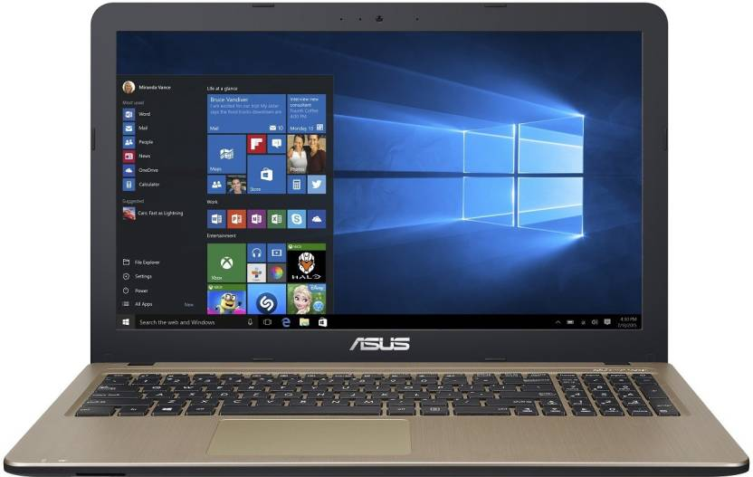 ASUS APU dual-core E1 6010X540YA-X054TT