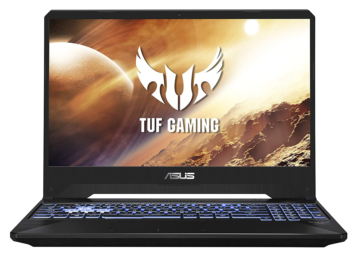 ASUS TUF Gaming FX505DT-BQ151T Laptop with Backpack