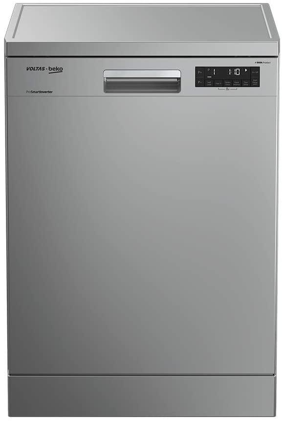 Voltas Beko 15 Place Settings Dishwasher